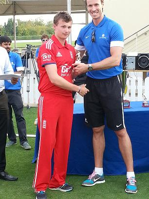 54-2nd-ODI-Match-Man-of-the-Match-Picture-2nd-International-Disability-Cricket Series